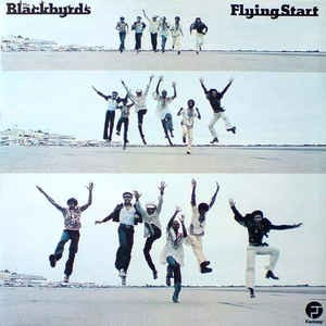 The Blackbyrds ‎– Flying Start
