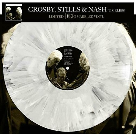 Crosby, Stills & Nash ‎– Timeless (ltd)