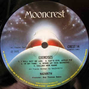 Label Mooncrest