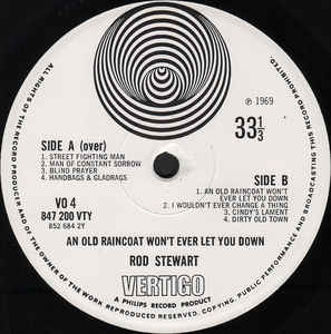 Vertigo label